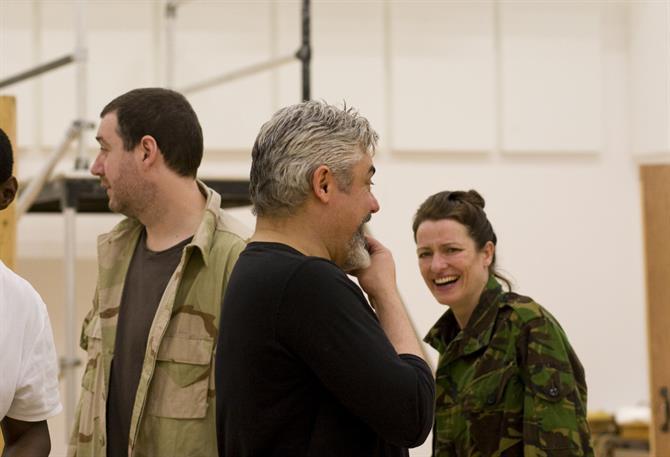 Antony and Cleopatra _2010_ Rehearsal Photos_Lucy Barriball _c_ RSC_antony _ cleopat.a_c_27
