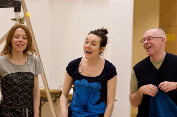 Antony and Cleopatra _2010_ Rehearsal Photos_Lucy Barriball _c_ RSC_antony _ cleopat.a_c_4
