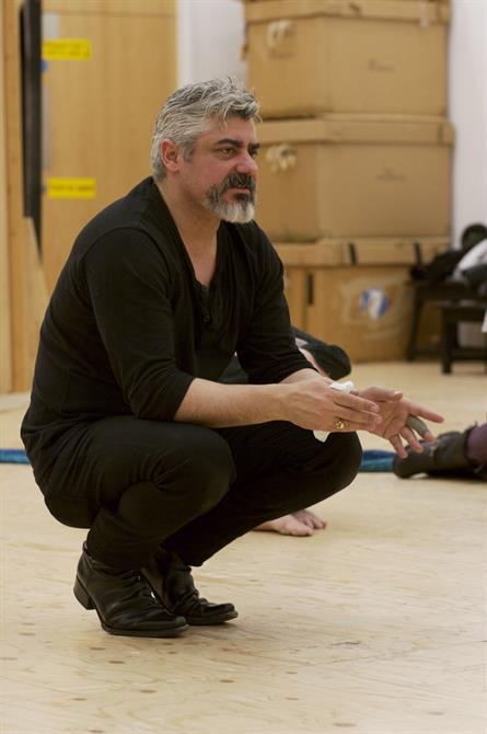 Antony and Cleopatra _2010_ Rehearsal Photos_Lucy Barriball _c_ RSC_antony _ cleopat.a_c_71