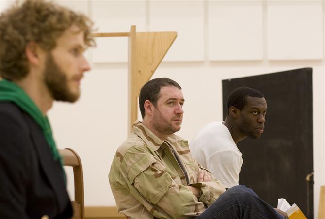 Antony and Cleopatra _2010_ Rehearsal Photos_Lucy Barriball _c_ RSC_antony _ cleopat.a_c_75