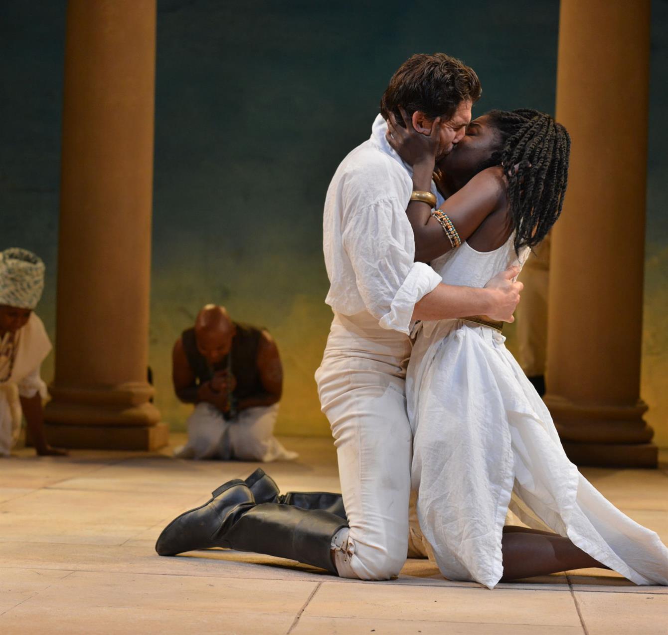 Antony And Cleopatra Shakespeare Quotes: Tarell Alvin McCraney 2013 Production