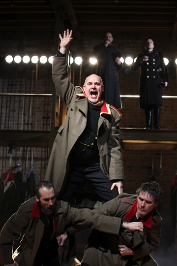 Philip Whitchurch in Boris Godunov.