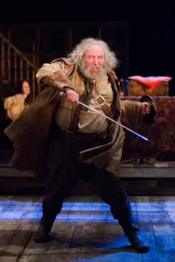 Antony Sher as Sir John Falstaff in Henry IV Part I 2014
