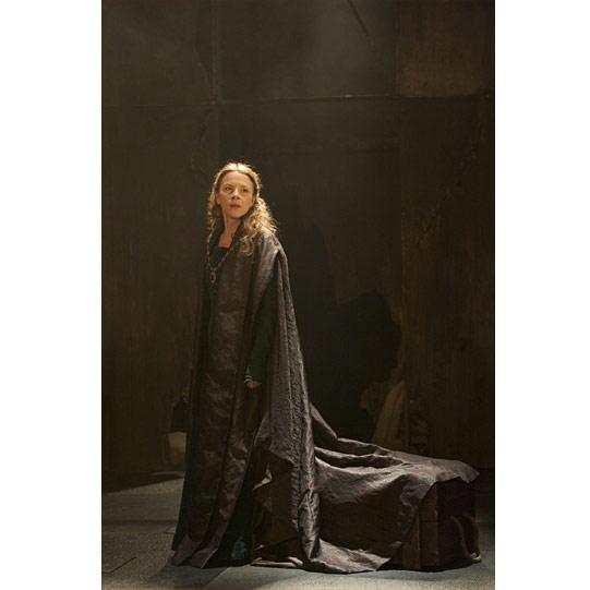 Samantha Young as Cordelia.