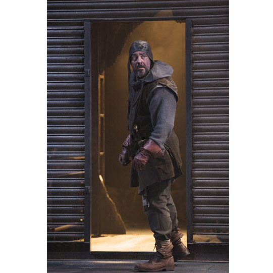 Darrell D'Silva as Kent