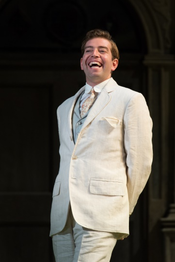 Edward Bennett as Berowne in Love's Labour's Lost 2014
