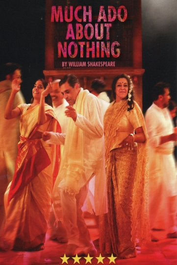 Much Ado About Nothing marketing leaflet