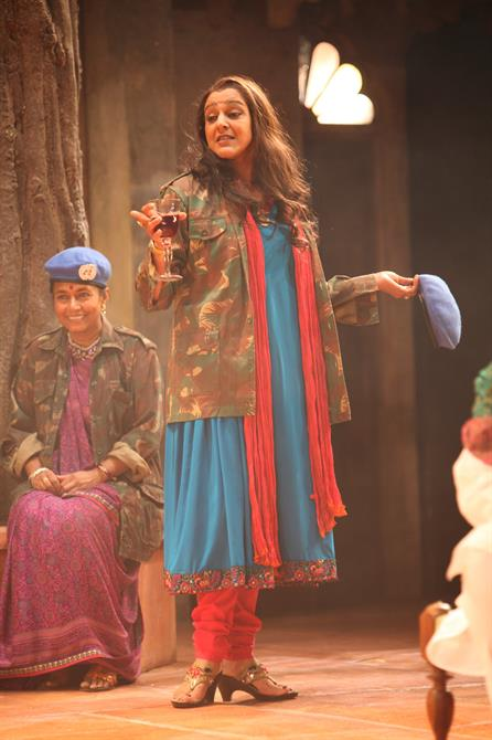 Meera Syal as Beatrice