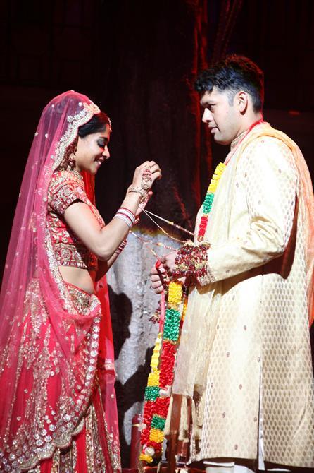Photo of Amara Karan as Hero and Sagar Arya  as Claudio