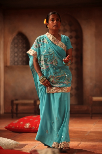 Bharti Patel as Verges in Much Ado About Nothing