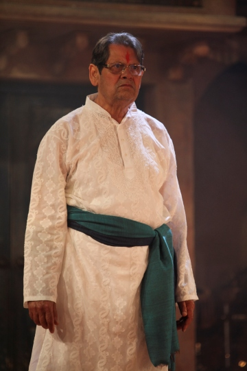 Ernest Ignatius as Antonio in Much Ado About Nothing