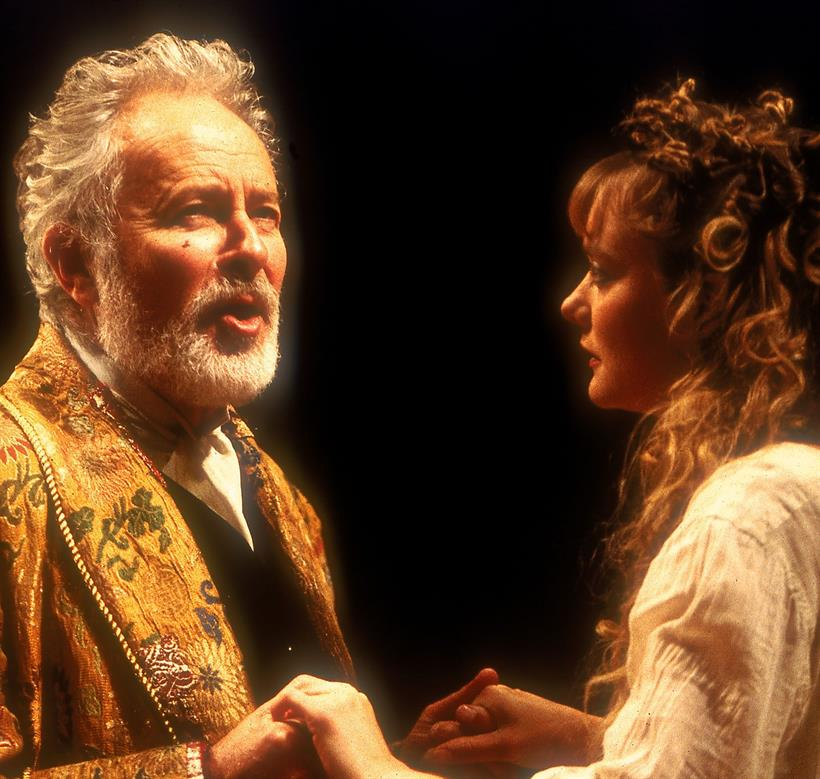 Past productions | The Tempest | Royal Shakespeare Company