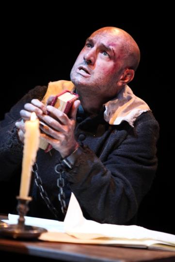 Daniel Stewart as Clerk in Written on the Heart.