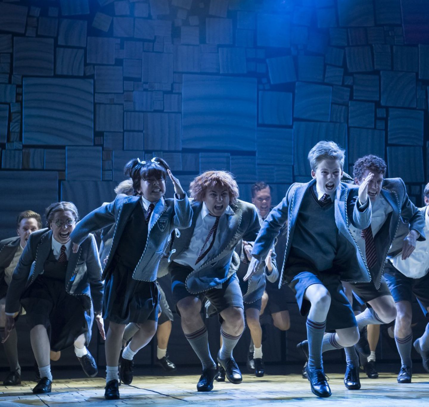 Matilda wins 13 Helpmann Awards