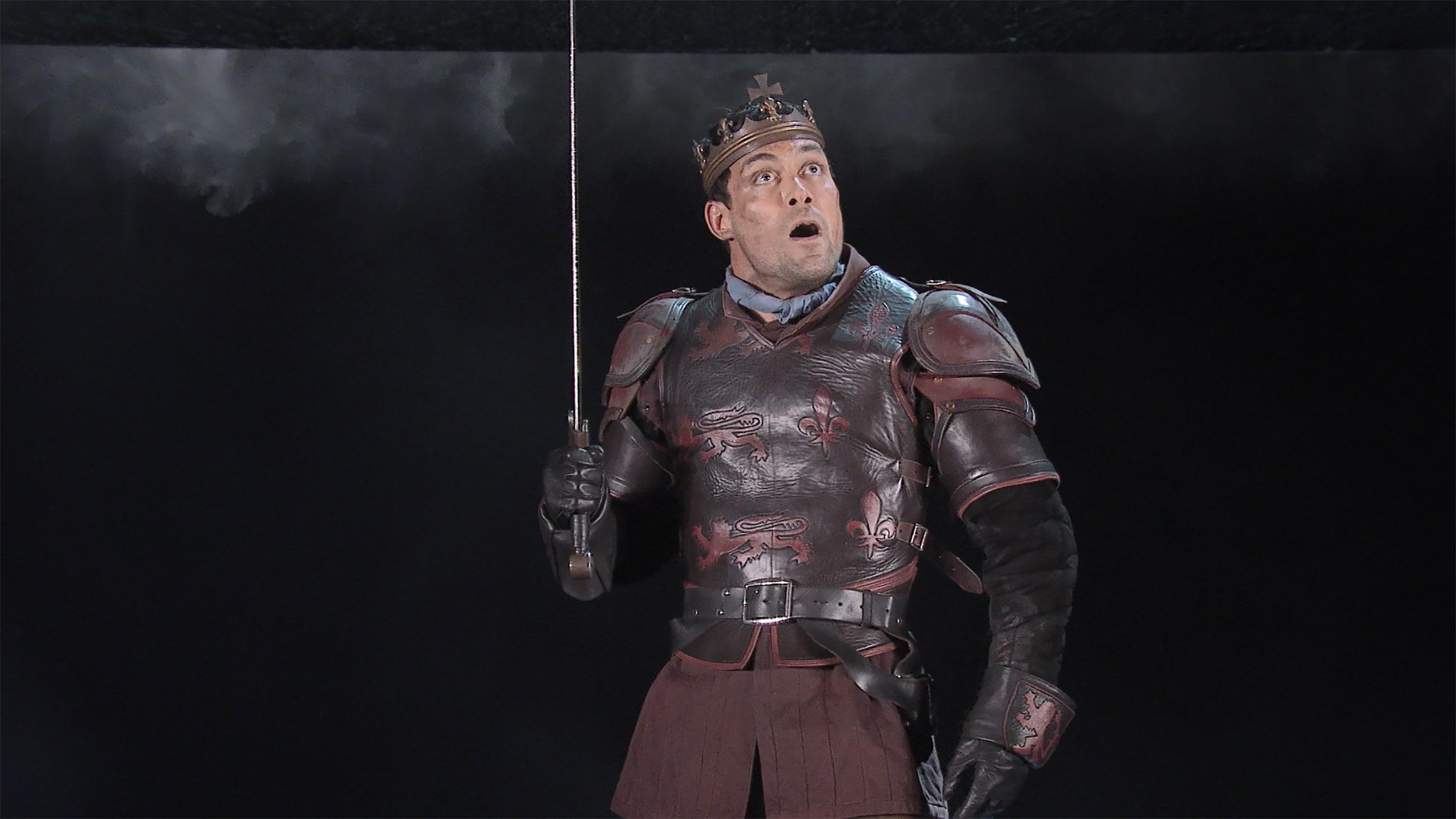 Henry V 3 1 Video