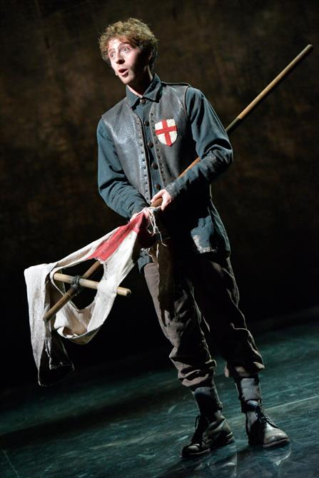 Martin Bassindale as Boy in Henry V