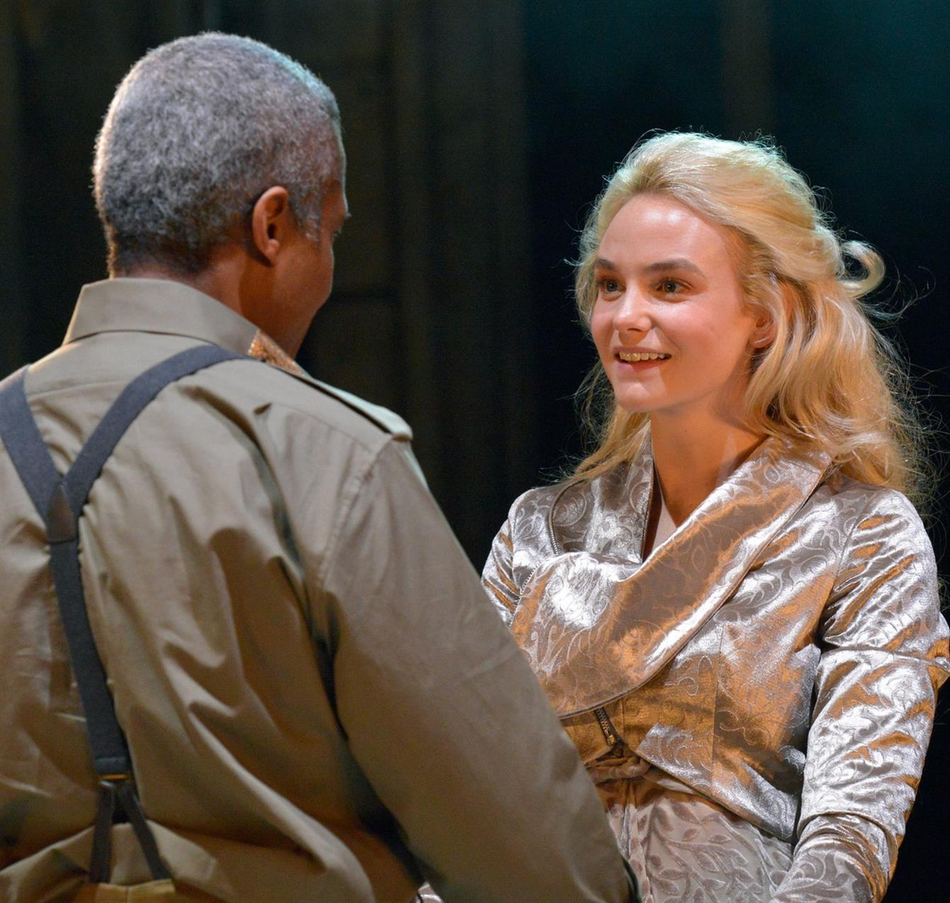 how scenes from othello are reshaped - how do the opening scenes and closing scenes of your shakespearean text reflect the elizabthan values/ beliefs the venetian society in which the shakespearean play, othello is set in is a clear representation of the writer's context.