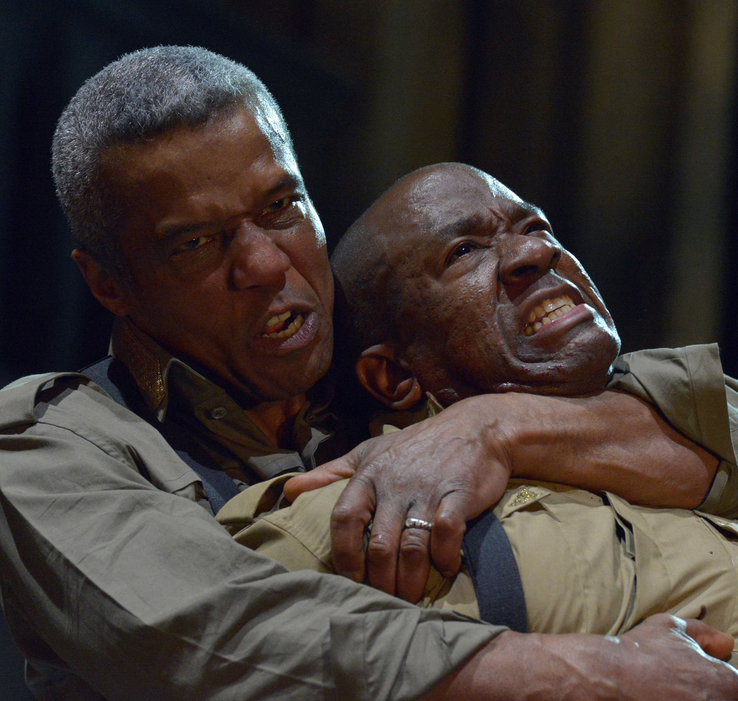 Hugh Quarshie: the RSC and me