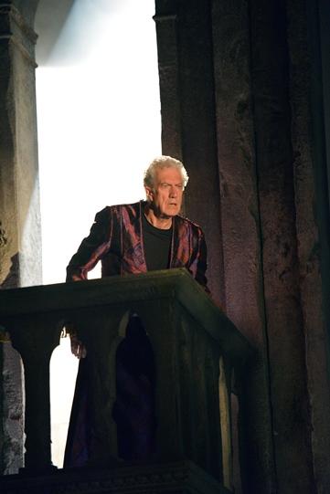 Brian Protheroe as Brabantio in Othello 2015