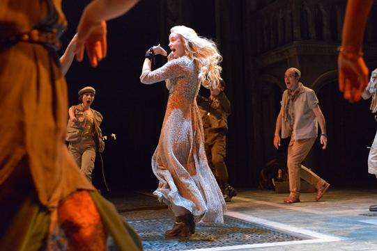 Joanna Vanderham  as Desdemona in Othello 2015
