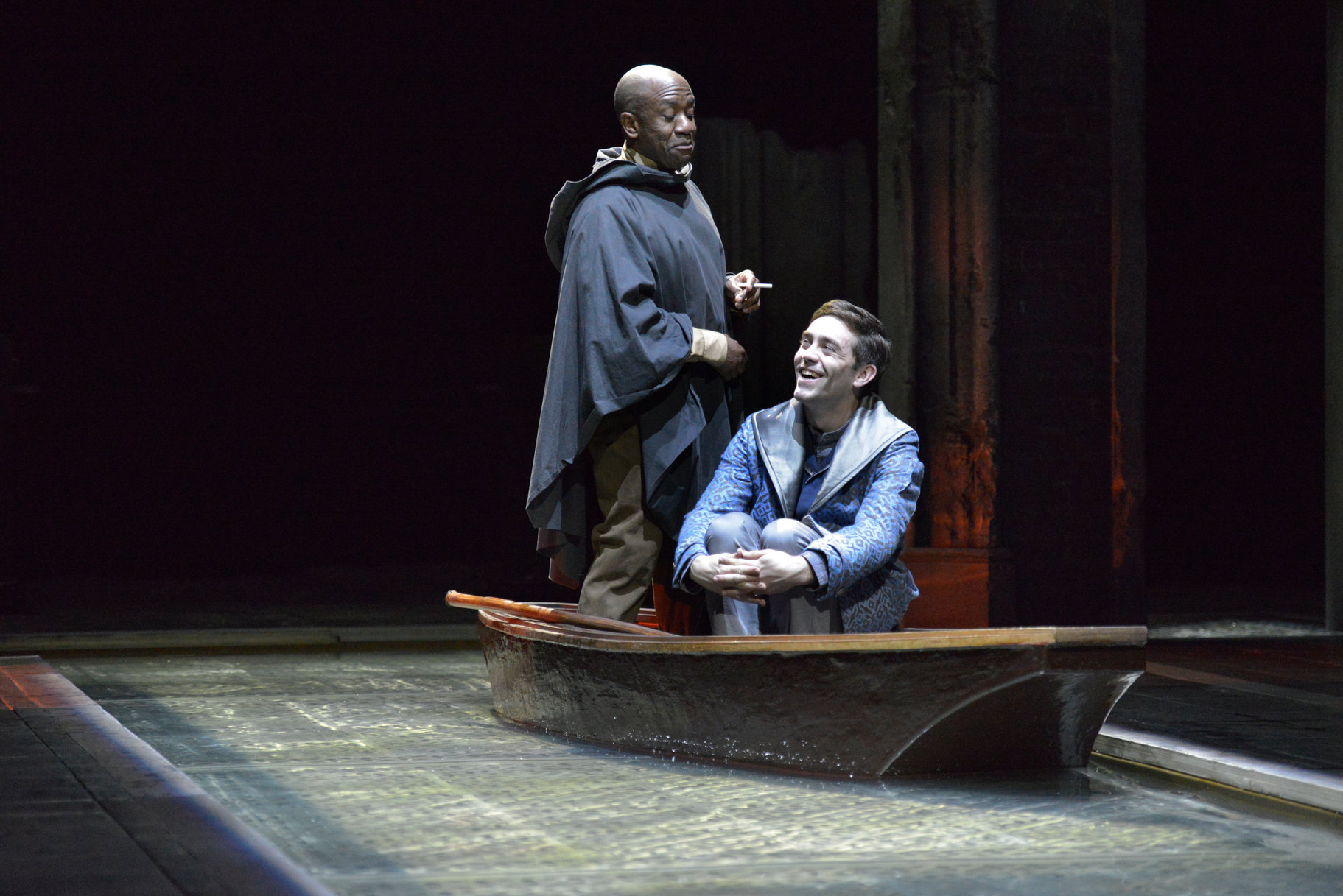 iago rewrites othello a play that An analysis of iago's manipulation of each of the characters in othello the essay describes in detail iago's manipulation of cassio, desdemona, emilia, roderigo, and othello.
