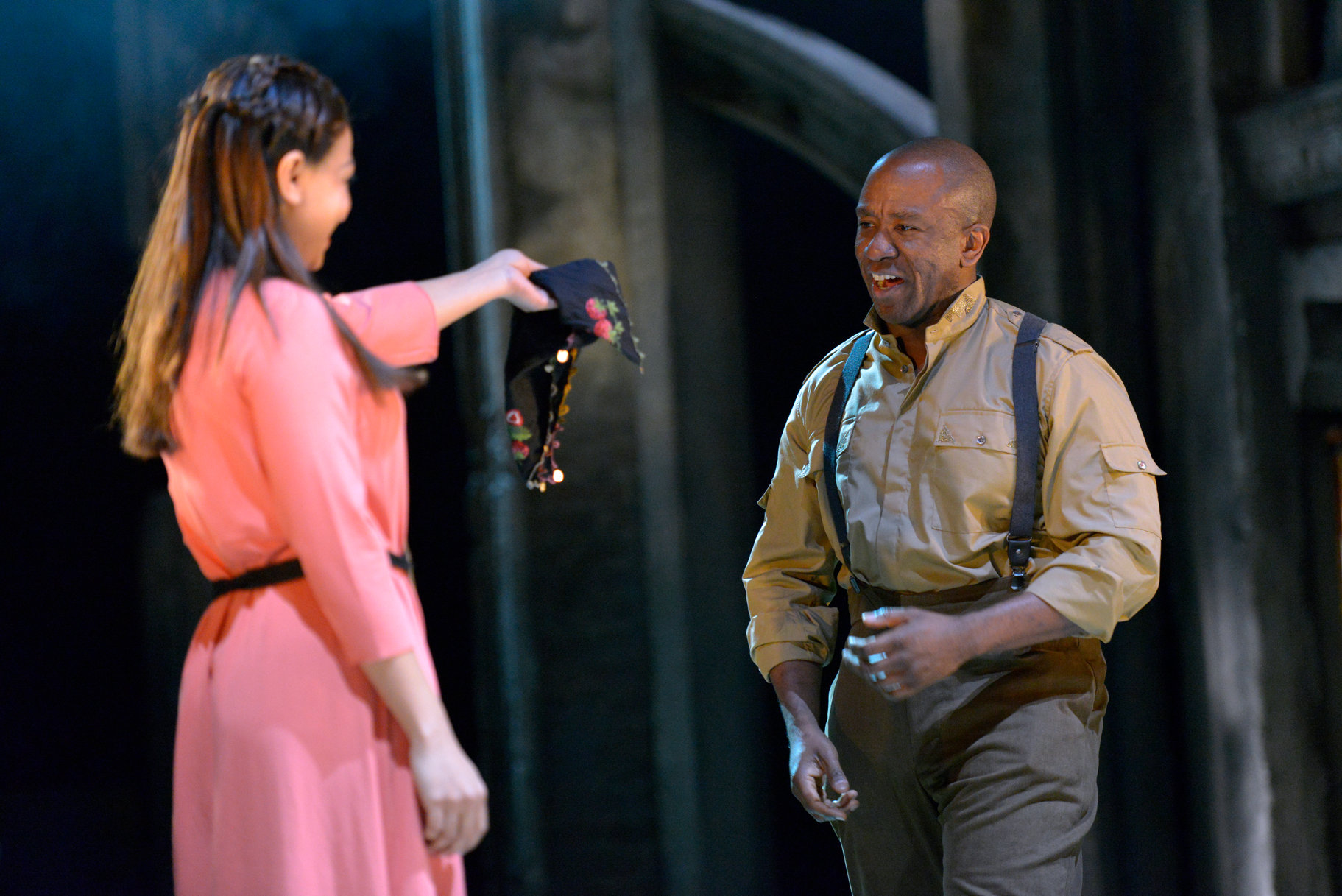 the psychological journey of shakespeares othello Iago in william shakespeare's othello we are more interested in the journey of the downfall of othello not so much iago psychology shakespeare othello.