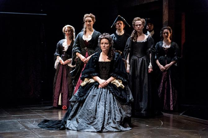 The company of Queen Anne