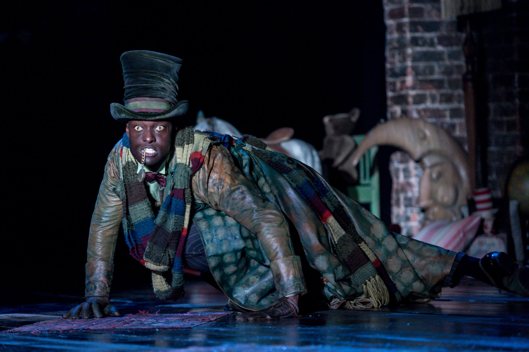 Production Photos Wendy Peter Pan Royal Shakespeare Company