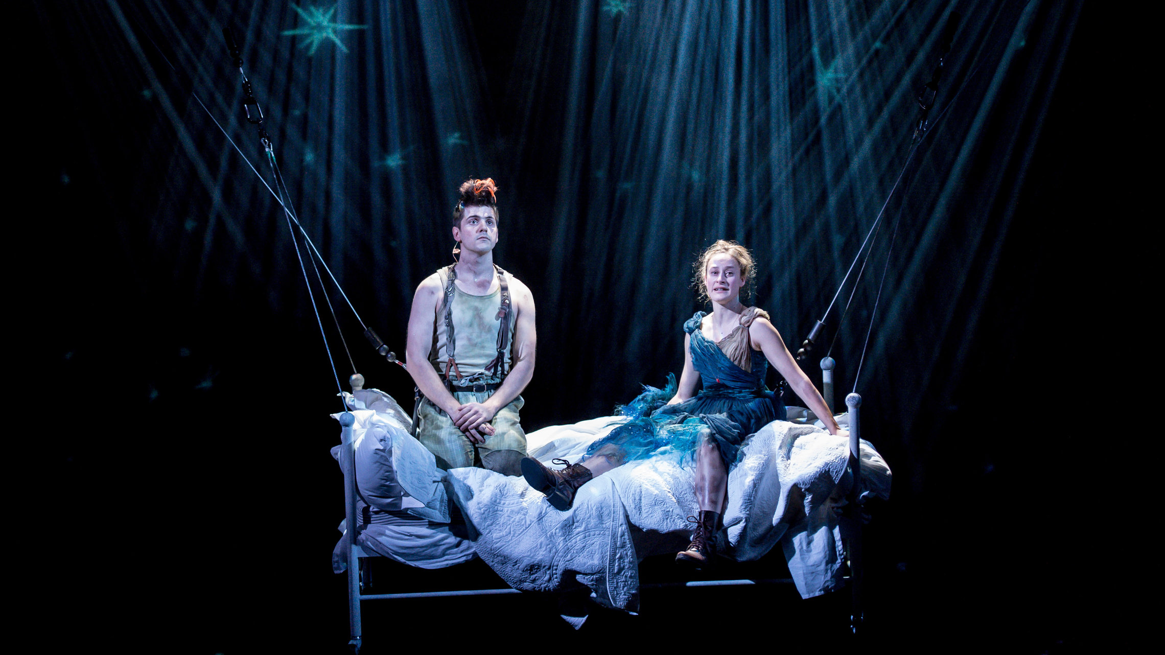 Trailer Wendy Peter Pan Royal Shakespeare Company