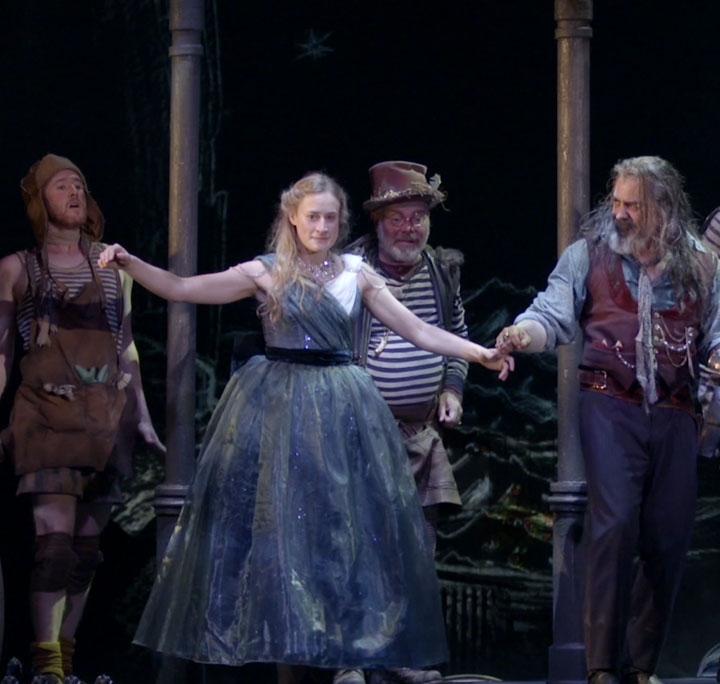 About The Play Wendy Peter Pan Royal Shakespeare Company