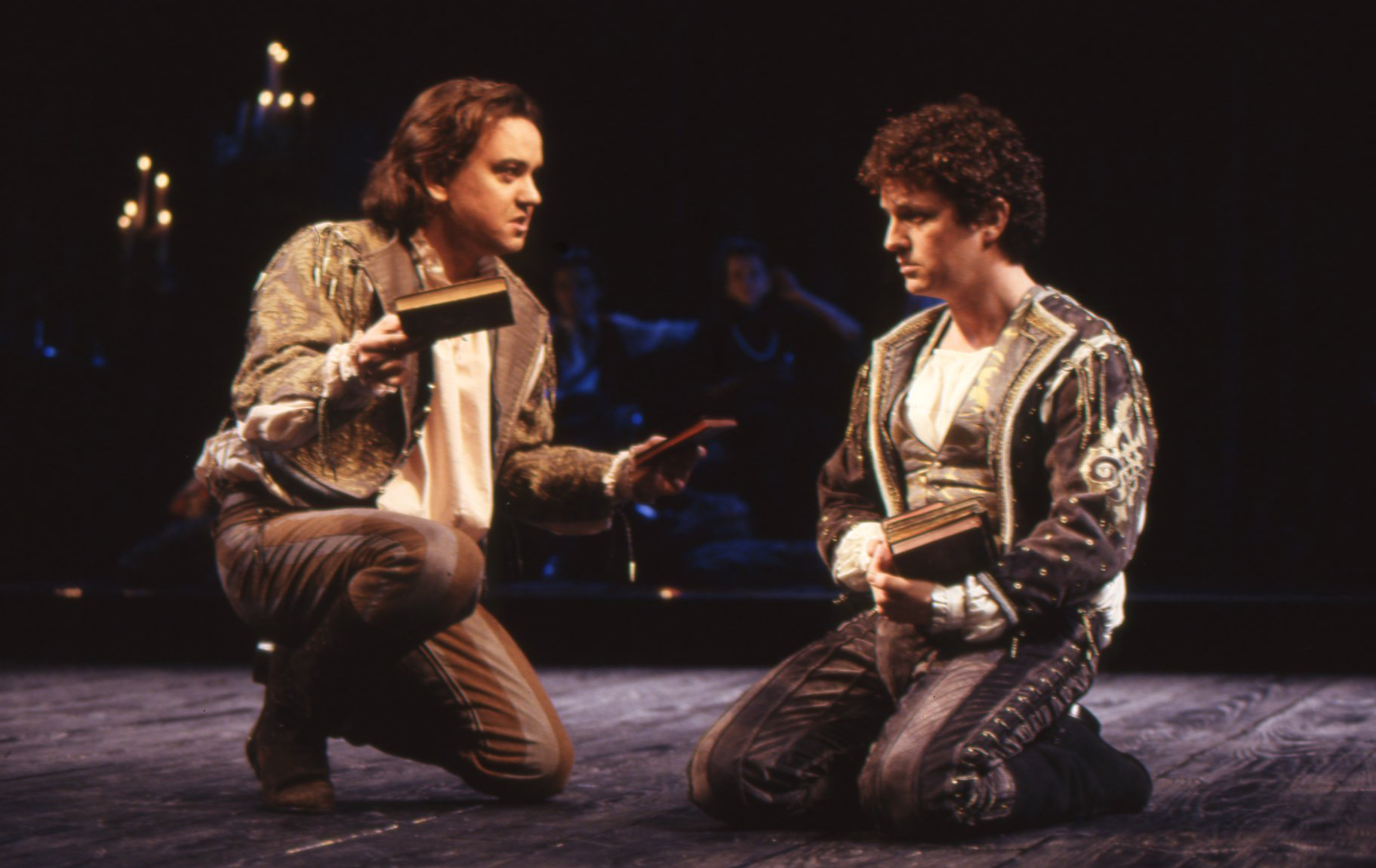 The Taming of the Shrew_ 1992_ Tranio and Lucentio_1992_Photo by Reg Wilson _c_ RSC_275468