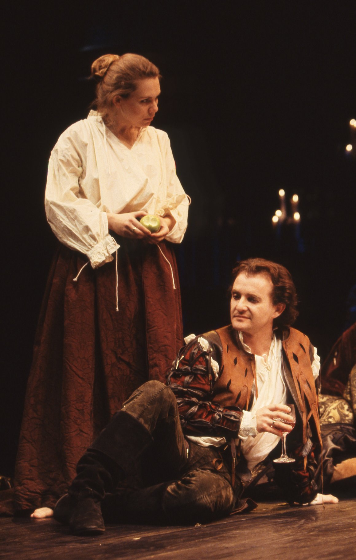 The Taming of the Shrew_ 1992_ Katherina is tamed_1992_Photo by Reg Wilson _c_ RSC_275476