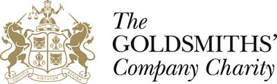 The Goldsmiths' Company Charity logo