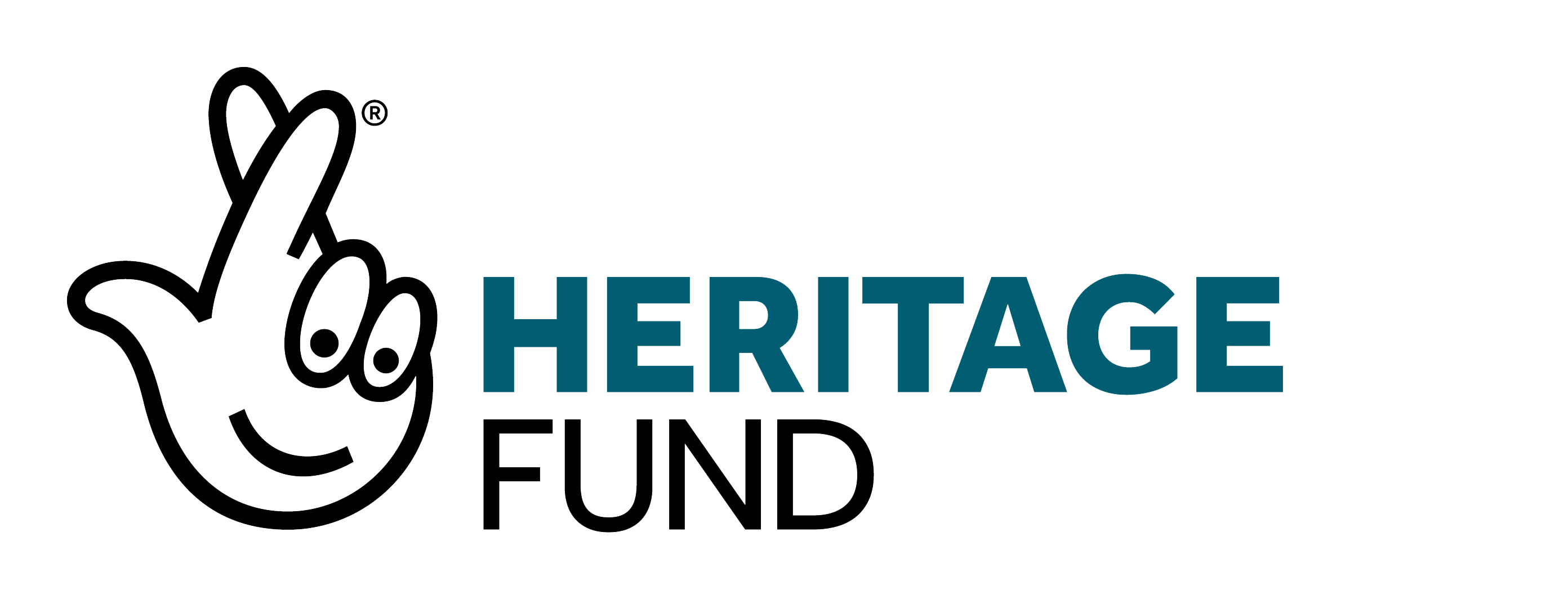 Heritage Lottery Fund - Lottery Funded Logo